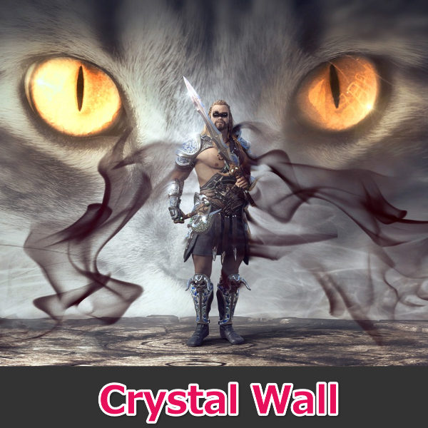 Crystal Wall